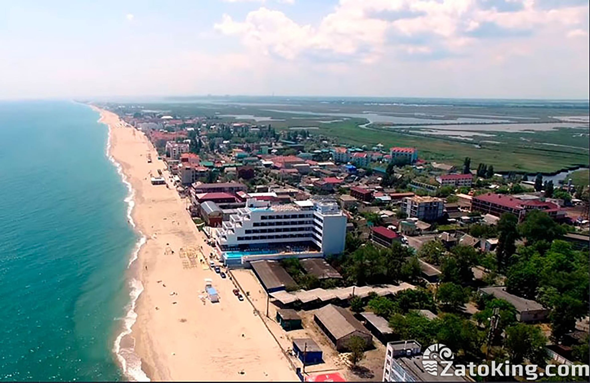 Відпочинок на узбережжі Чорного моря: дев'ять місць, де сватівчани ...