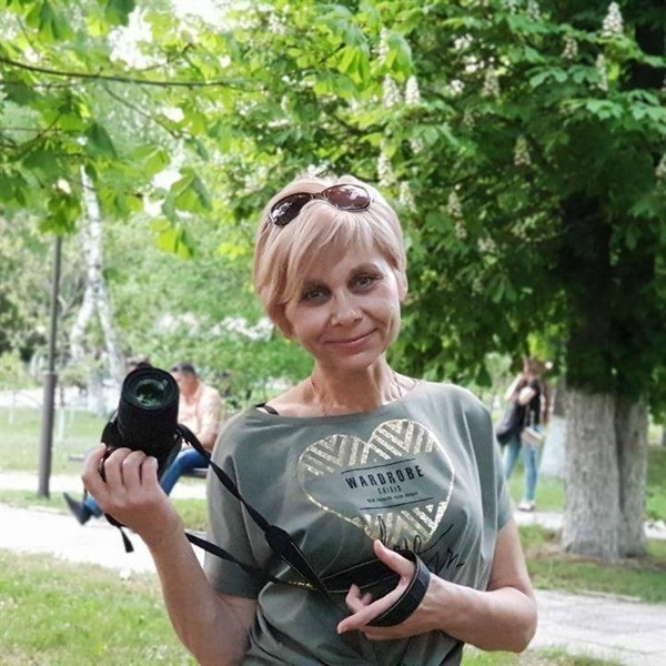Ольга Найдьонова