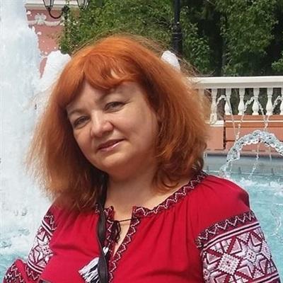 Марина Животкова